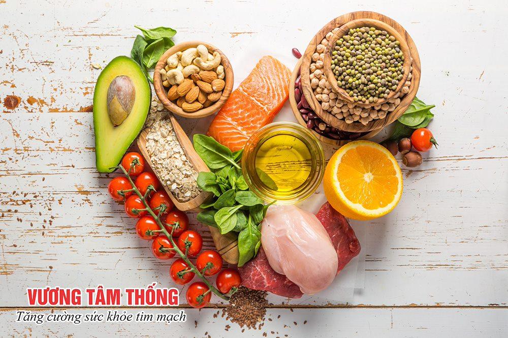 Ăn uống khoa học giúp phòng ngừa bệnh tim mạch